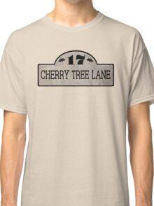 Cherry Tree Lane Classic T-Shirt