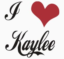 I love Kaylee by Spacestuffplus