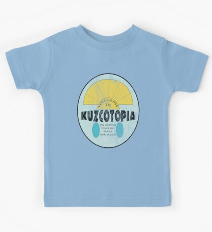 Kuzcotopia Kids Tee