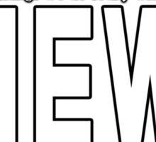 Newsies Sticker