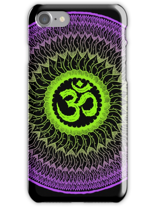 lialiom om iPhone case by peter barreda