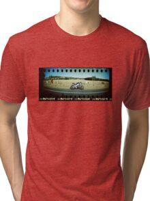 Curioso Cows Tri-blend T-Shirt
