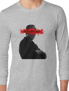 Coulson Lives Long Sleeve T-Shirt