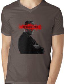 Coulson Lives Mens V-Neck T-Shirt