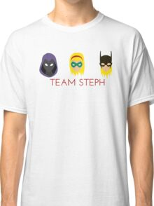 Team Stephanie Brown Classic T-Shirt