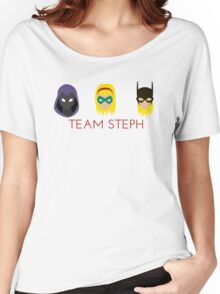 Team Stephanie Brown Women's Relaxed Fit T-Shirt