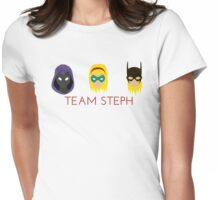 Team Stephanie Brown Womens Fitted T-Shirt