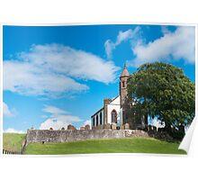 Building, Church, Mouswald, Dumfriesshire, Scotland, Poster