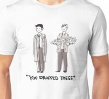 "Dean/Cas: ""You Dropped These"" T-Shirt"