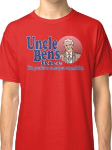 Uncle Ben's Rice. Spider-man Classic T-Shirt