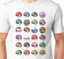 Pokéball 1 Unisex T-Shirt