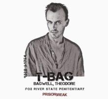 T-Bag - Prison Break by WarnerStudio