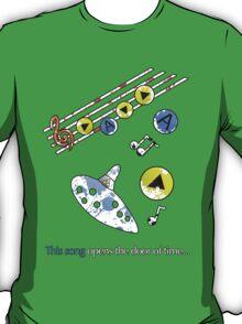 Legend of Zelda Ocarina T-Shirt