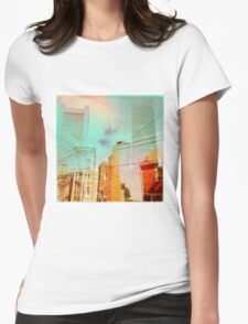 Urban #1 Womens Fitted T-Shirt