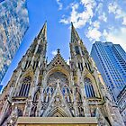 Saint Patrick's Cathedral - NYC by sxhuang818