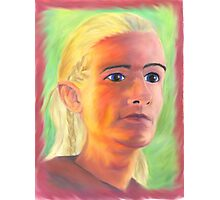 Technicolor Elf Photographic Print