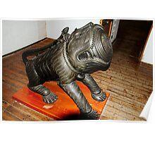 The Tiger Mortar, Poster