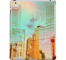 Urban #1 iPad Case/Skin