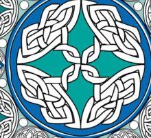 Mandala Chakras Zentangle Sticker