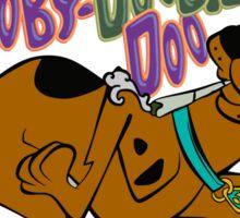 Scooby Doobie Doo Sticker