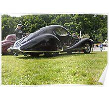 Talbot Lago T-150 CSS (1938) Poster