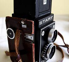 Old style camera by Marta69