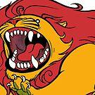 Il ruggito del leone by Chelsea Stebar Back