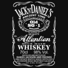 Jack'n'Daniels Atlantian Whiskey by ctrlaltdel