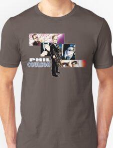 Phil Coulson- Honorary Avenger Unisex T-Shirt