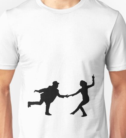 Swing Dance Unisex T-Shirt