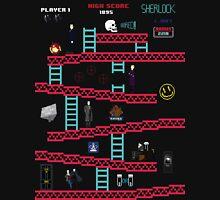 8 Bit Sherlock Unisex T-Shirt
