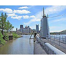 USS Requin SS-481 Photographic Print