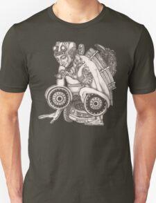 Automobile Heart & Soul T-Shirt