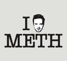I Heart Meth (Jesse) by Megatrip