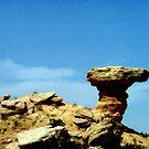 Camel Rock Icon,  Tesuque NM by NovaCynthia