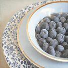 Blueberries by Lyn  Randle