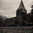 Bangour Church by chilipenguin