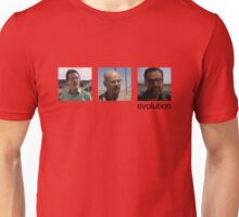Breaking Bad: Evolution Unisex T-Shirt