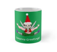 Pixie Jump! (Christmas Edition) Mug