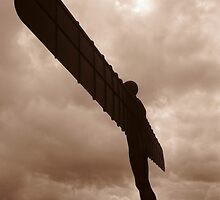 Angel of the North by Michelle Izzo White