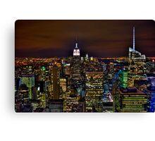The Big Apple - NYC Canvas Print