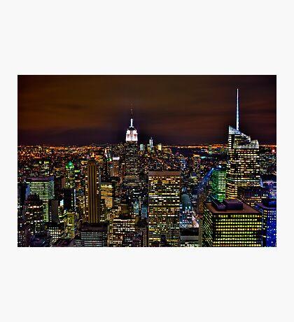 The Big Apple - NYC Photographic Print
