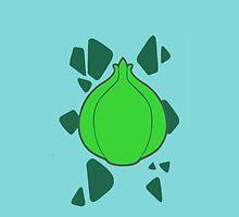 Bulbasaur iPhone Cover by jereeebear