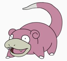 Slowpoke by cdsbigsby