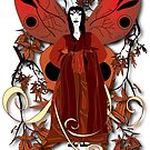 Madame Butterfly by Robyn Scafone
