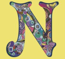 The Letter N Kids Clothes