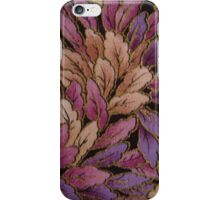 Coloured Leaves iPhone Case/Skin