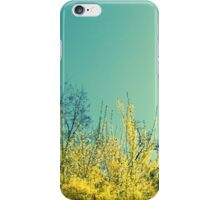 Sun Blossom iPhone Case/Skin