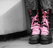 PUNK IN PINK. by marxbrothers