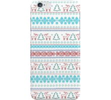 Christmas Pattern iPhone Case/Skin